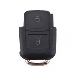 Κέλυφος Κλειδιού Αυτοκινήτου Seat (Group Vag) με 2 Κουμπιά Τετράγωνο