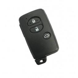 Κέλυφος Κλειδιού Toyota για το Smart Key με 3 Κουμπιά και Λάμα