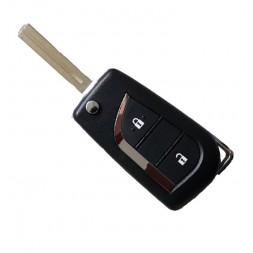 Τηλεχειριστήριο Toyota-Peugeot-Citroen με 2 Κουμπιά και Λάμα TOY48
