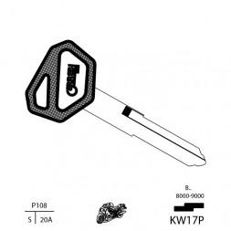 Κλειδί Kawasaki και Λάμα KW15BP