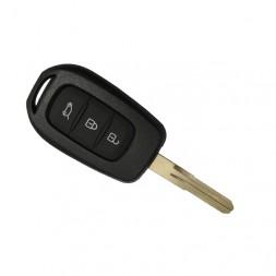Κέλυφος Κλειδιού Dacia- Renault με 3 Κουμπιά