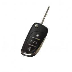 Κέλυφος Κλειδιού Citroen DS με 3 Κουμπιά