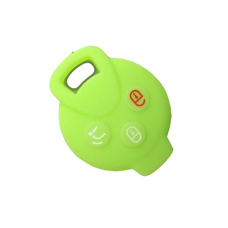 Θήκη Σιλικόνης Smart Πράσινο Φωσφοριζέ