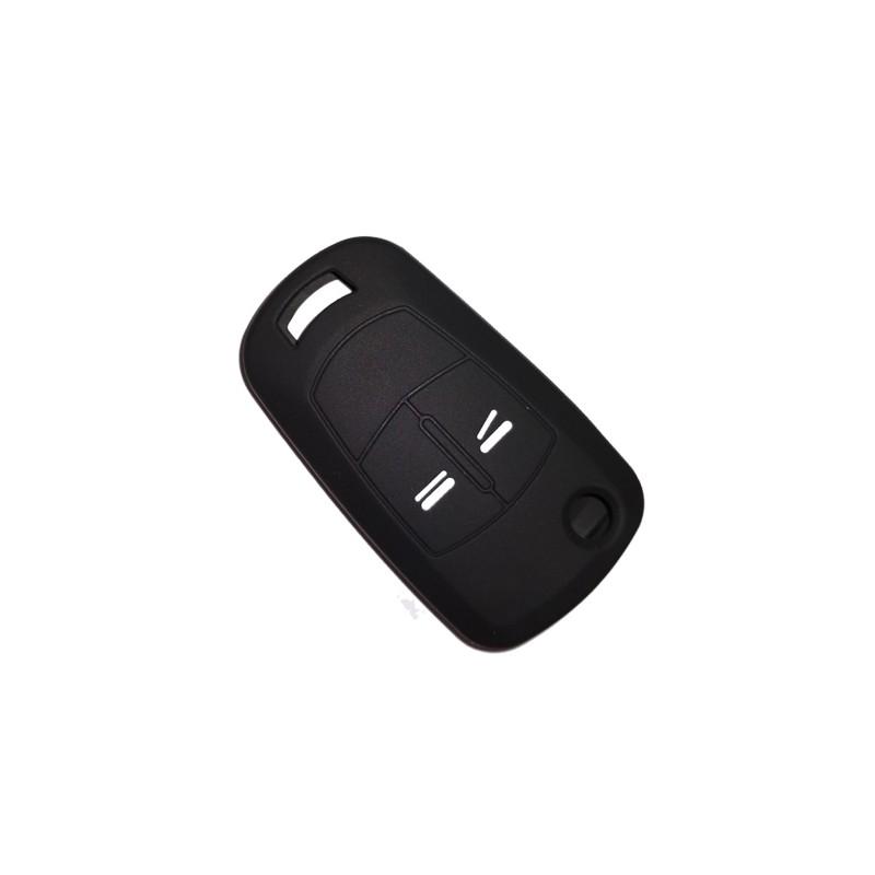 Θήκη Σιλικόνης Opel Μαύρη για τον Κωδικό 821