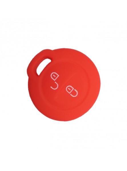 Θήκη Σιλικόνης Mitsubishi-Smart Κόκκινο