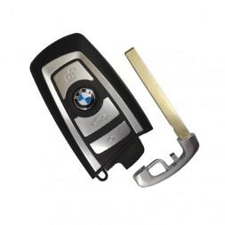 Κέλυφος Κλειδιού BMW Smart Key με 4 Κουμπιά