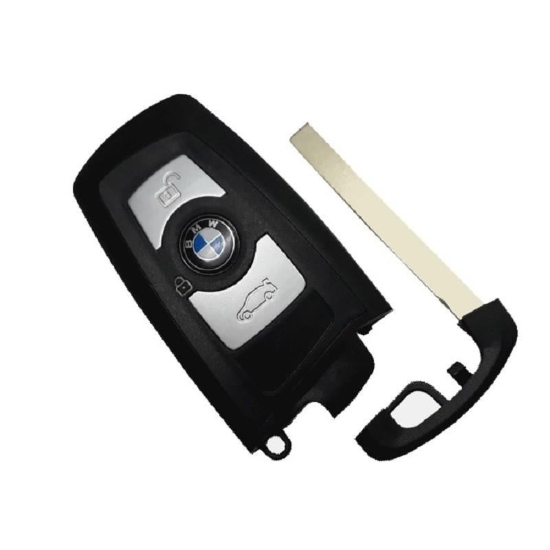 Κέλυφος Κλειδιού Bmw Smart Key με 3 Κουμπιά