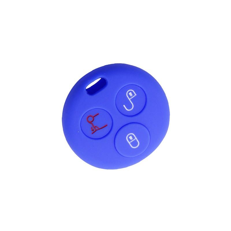Θήκη Σιλικόνης Smart Μπλε