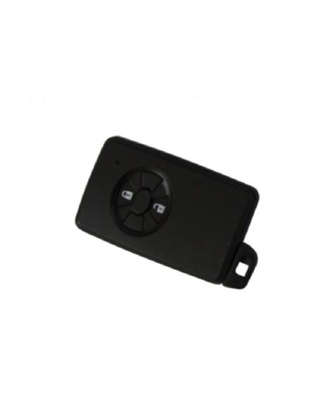 Κέλυφος Κλειδιού Toyota για το Smart Key με 2 Κουμπιά και Λάμα TOY48