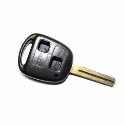 Κέλυφος Κλειδιού Toyota με 2 Κουμπιά και Λάμα ΤΟΥ48