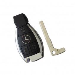 Τηλεχειριστήριο Smart Key της Mercedes με 3 Κουμπιά για NEC, BGA και BE