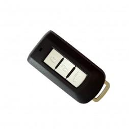 Κέλυφος Κλειδιού Mitsubishi για το Smart Key με 3 Κουμπιά και Λάμα MIT11R