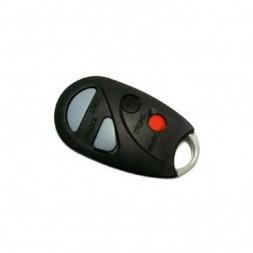 Κέλυφος Κλειδιού για Control Nissan με 4 Κουμπιά