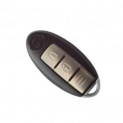 Κέλυφος Κλειδιού Nissan για το Smart Key με 2 Κουμπιά και Λάμα NSN14