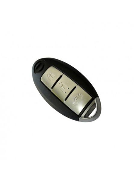 Κέλυφος Κλειδιού Nissan για το Smart Key με 3 Κουμπιά και Λάμα NSN14