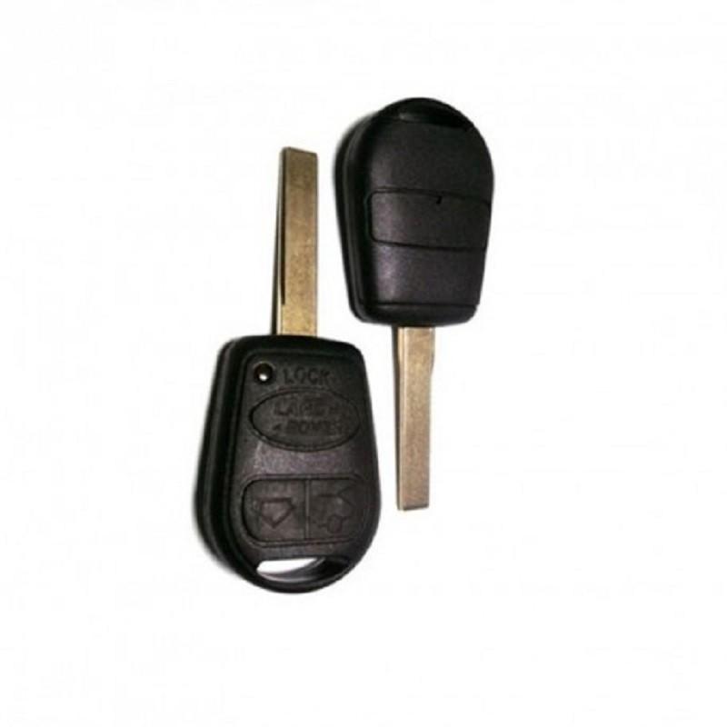 Κέλυφος Κλειδιού Land Rover με 3 Κουμπιά και Λάμα HU92R