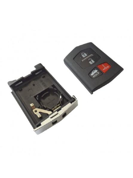 Κέλυφος Κλειδιού για Control Mazda με 4 Κουμπιά