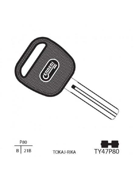 Απλό Κλειδί και Λάμα TOY48P