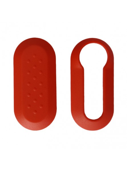 Ανταλλακτικά Καπάκια Κλειδιού 1309 (Fiat 500 – Grande Punto) Κόκκινα