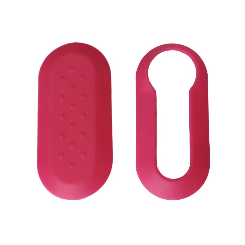 Ανταλλακτικά Καπάκια Κλειδιού 1309 (Fiat 500 - Grande Punto) Ροζ