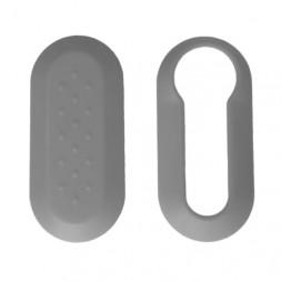 Ανταλλακτικά Καπάκια Κλειδιού 1309 (Fiat 500 - Grande Punto) Γκρι