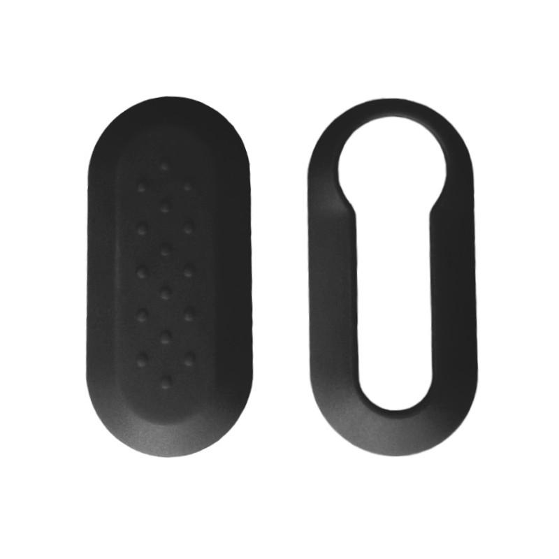 Ανταλλακτικά Καπάκια Κλειδιού 1309 (Fiat 500 – Grande Punto) Μαύρα