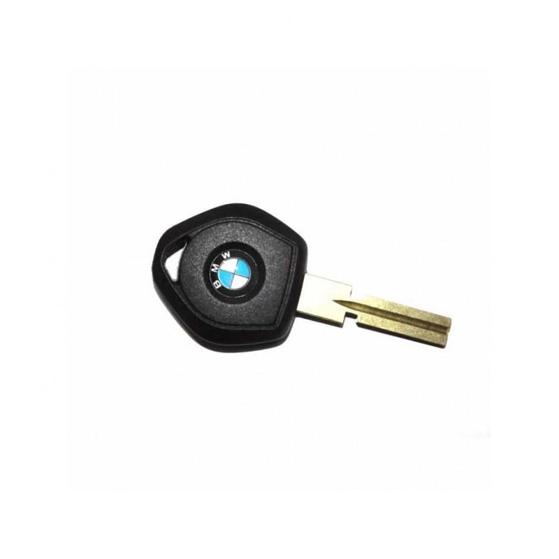 Κενό Κλειδί BMW με Υποδοχή για Chip και Λάμα HU58T00