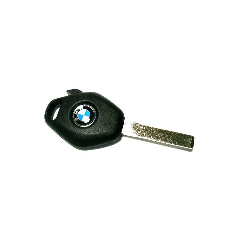 Κενό Κλειδί BMW με Υποδοχή για Chip και Λάμα HU92RT00