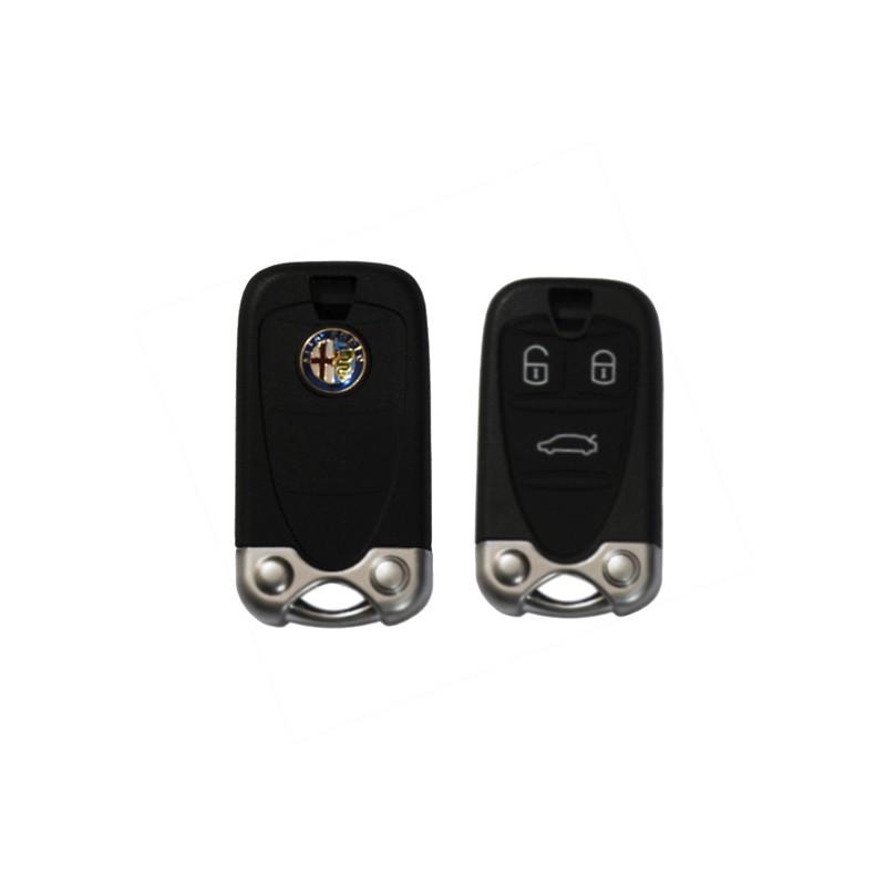 Κέλυφος Κλειδιού Αυτοκινήτου Alfa Romeo Smart Key με 3 Κουμπιά