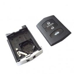 Κέλυφος Κλειδιού για Control Mazda με 3 Κουμπιά Type 2