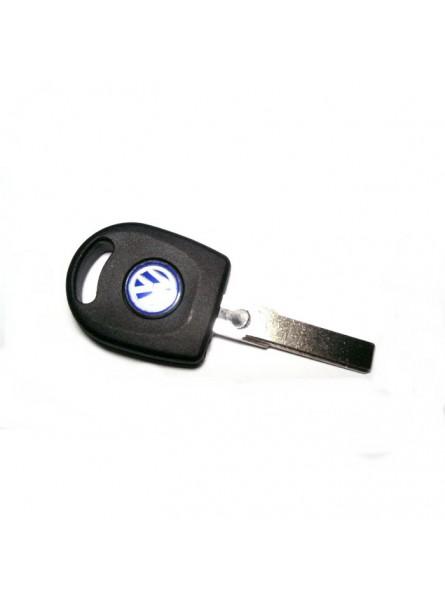 Κενό Κλειδί Volkswagen με Φωτάκι και Λάμα HU66T00