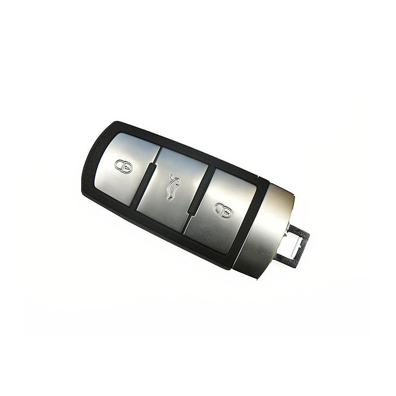 Τηλεχειριστήριο Volkswagen Touareg με 3 Κουμπιά Keyless και ID48 Chip και Συχνότητα 434MHZ (Passat)