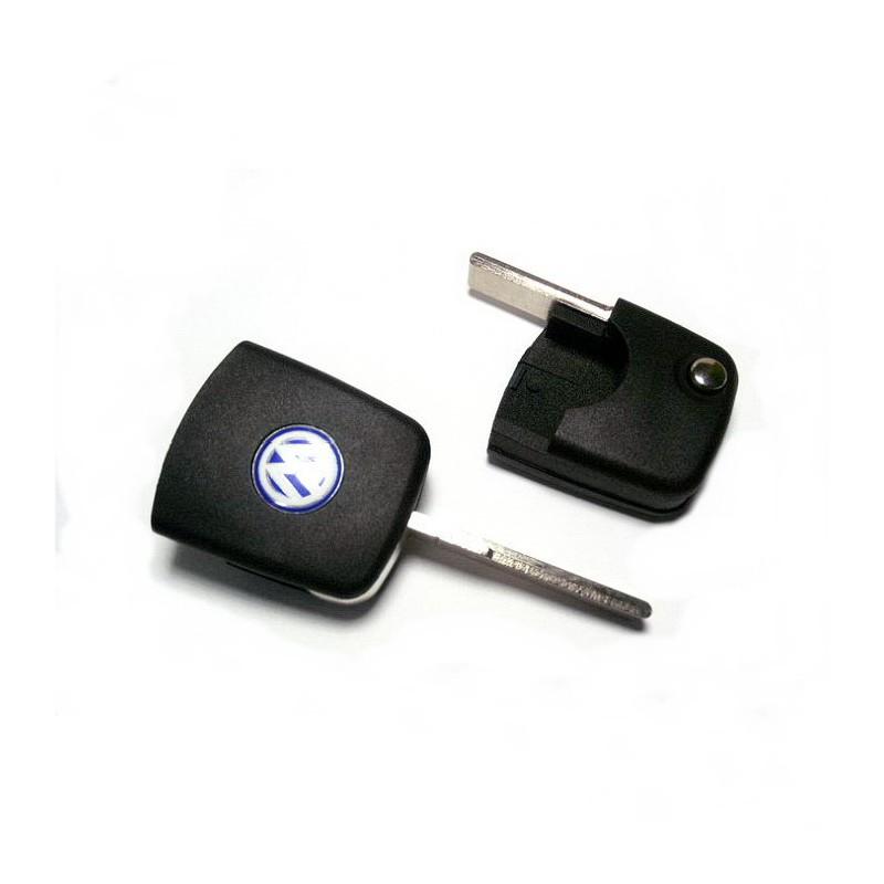 Κενό Κλειδί Volkswagen και Λάμα HU66T00