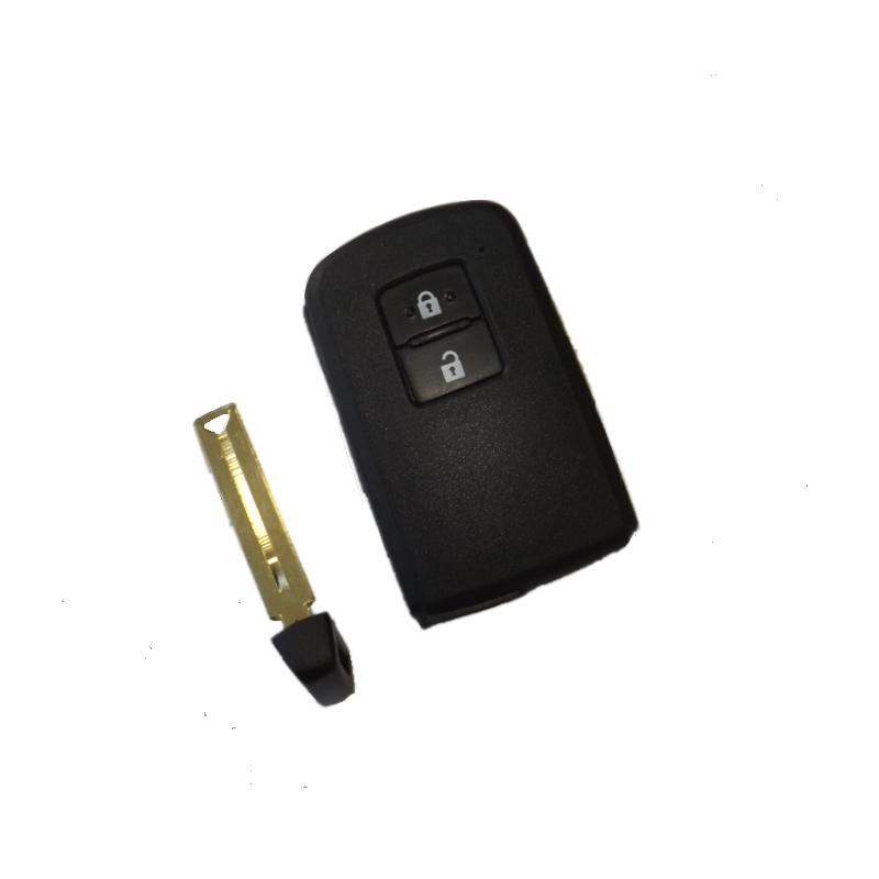 Κέλυφος Κλειδιού Toyota για το Smart Key με 2 Κουμπιά