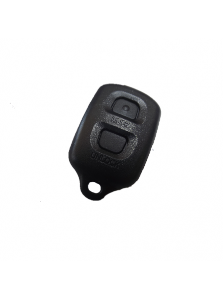 Κέλυφος για Control Toyota με 2 Κουμπιά