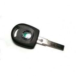 Κενό Κλειδί Skoda με Φωτάκι και Λάμα HU66T00