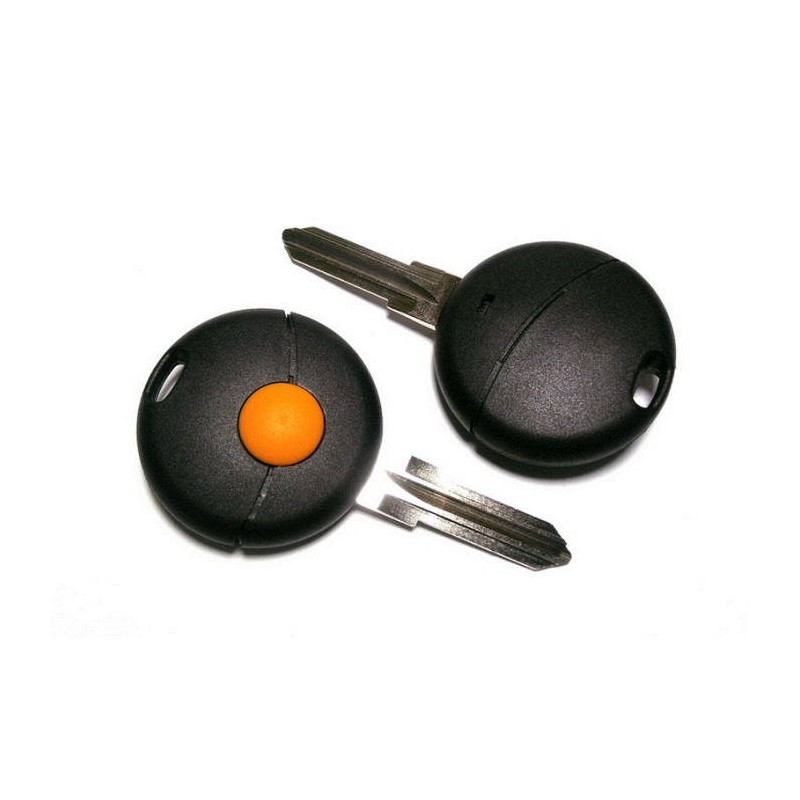 Κέλυφος Κλειδιού Smart με 1 Κουμπί και Λάμα YM23