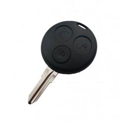 Κέλυφος Κλειδιού Smart με 3 Κουμπιά και Λάμα YM23