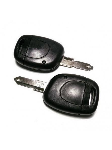 Κέλυφος Κλειδιού Renault με 1 Κουμπί και Λάμα NE72 Type 2