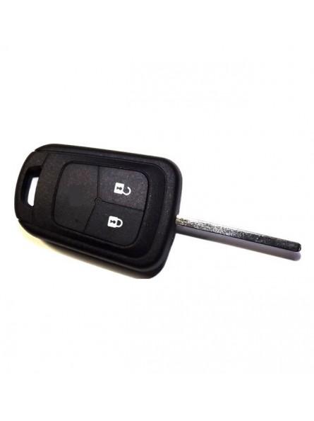 Κέλυφος Κλειδιού Opel με 2 Κουμπιά για Astra J- Insignia και Λάμα HU100