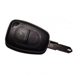 Κέλυφος Κλειδιού Renault-Nissan-Opel με 2 Κουμπιά και Λάμα NE73