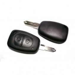 Τηλεχειριστήριο Nissan-Opel-Renault με 2 Κουμπιά