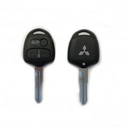 Κέλυφος Κλειδιού Mitsubishi με 3 Κουμπιά και Λάμα MIT11R