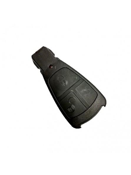 Κέλυφος Κλειδιού Mercedes για το Smart Key με 3 Κουμπιά