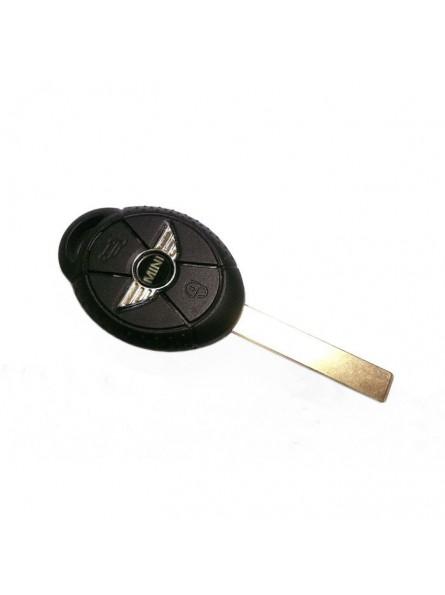 Κέλυφος Κλειδιού Mini Cooper με 3 Κουμπιά