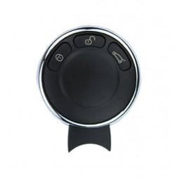 Κέλυφος Κλειδιού Αυτοκινήτου Mini Cooper Smart Key με 3 Κουμπιά (Χωρίς Λάμα και Λογότυπο)