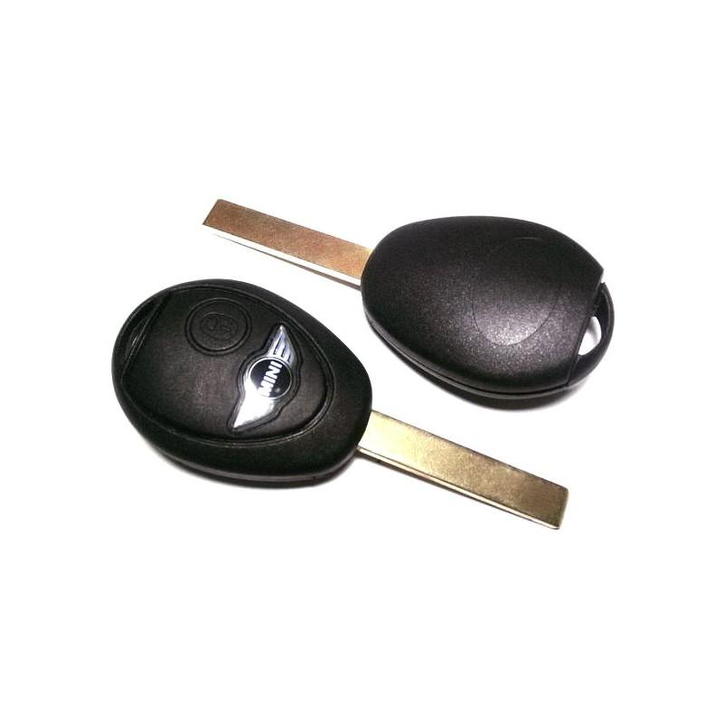 Κέλυφος Κλειδιού Mini Cooper με 2 Κουμπιά