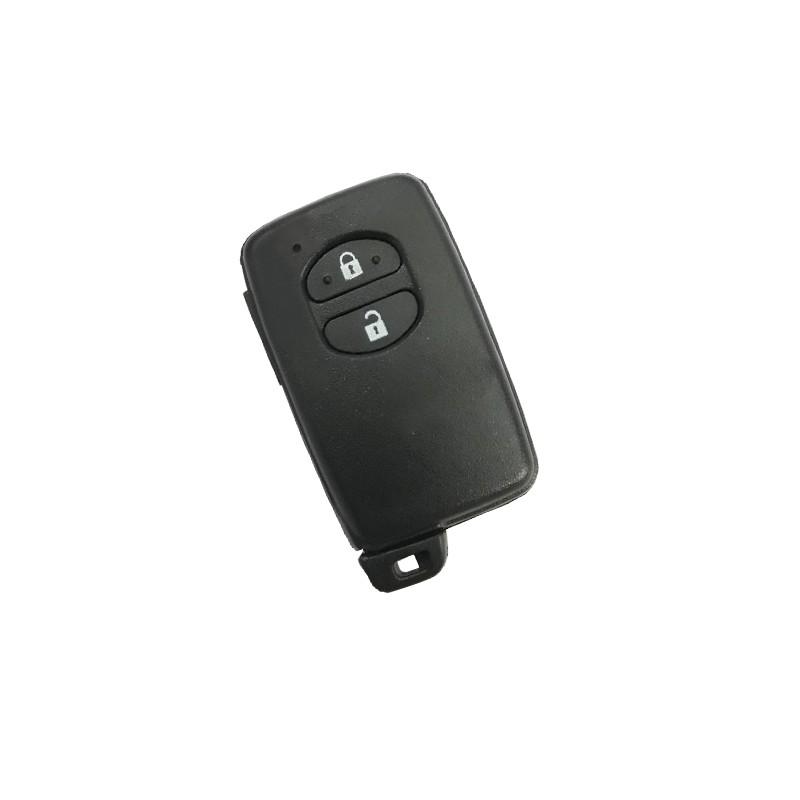 Κέλυφος Κλειδιού Toyota για το Smart Key με 2 Κουμπιά και Λάμα