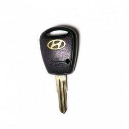 Τηλεχειριστήριο Hyundai με 1 Κουμπί (Accent 2006) ΚΑΙ ID46 Chip