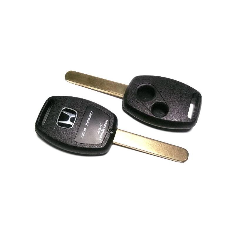 Κέλυφος Κλειδιού Honda με 2 Κουμπιά και Λάμα HON66
